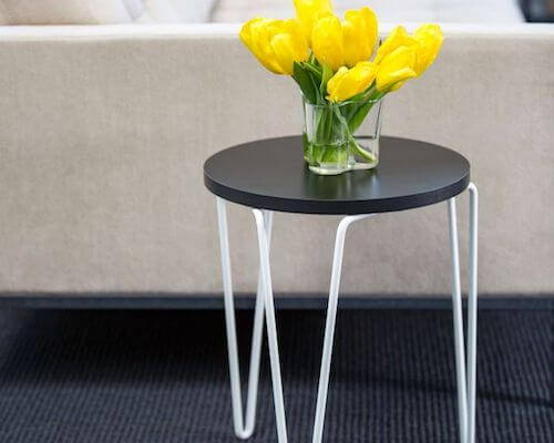 Accent Tables - Knoll Hairpin Stacking Table