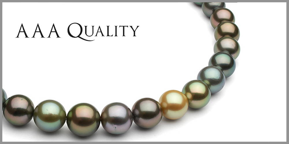 Tahitian Pearl Grading: AAA Quality