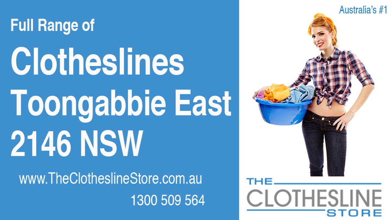 Clotheslines Toongabbie East 2146 NSW