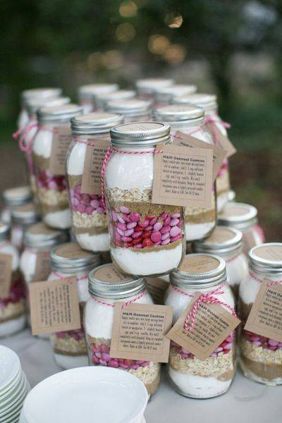 18 Chic And Affordable Mason Jar Wedding Favor Ideas You Can Diy Once Upon Supplies