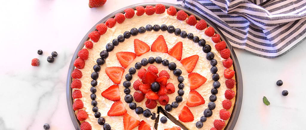 11 Red, White & Blue Recipes for July 4th