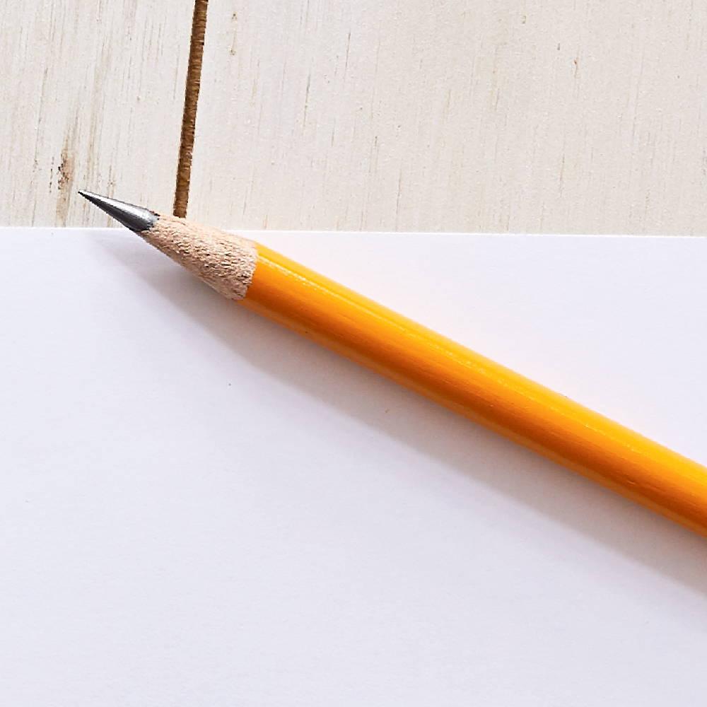 Custom Pencil Round Pencil