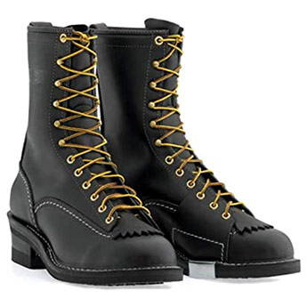 image of Wesco 10 Inch Highliner Boots