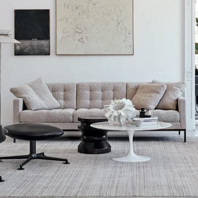 Modern Livingroom Furniture - Coffee Tables, Saarinen Collection