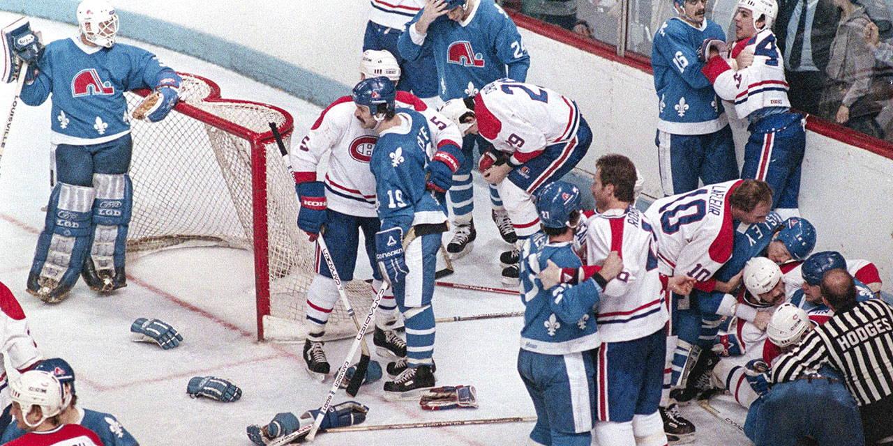 Mighty Ducks, Russian Rockets, Doggy Doggs: Hockey's Pop