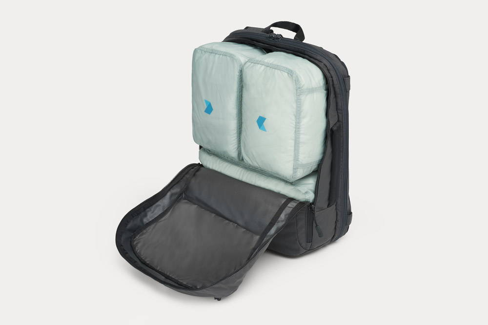 Minaal Packing Cubes - The best packing cubes for travel.