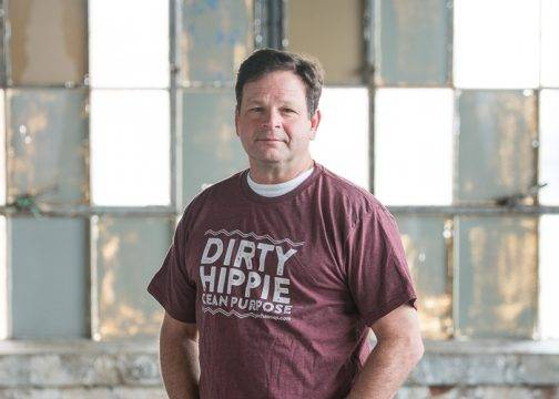 Image of Todd: Director of Customer Business Development