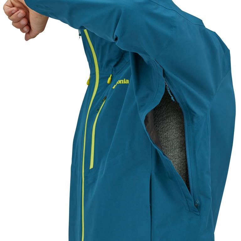 patagonia(パタゴニア)/カルサイトジャケット/ディープグリーン/MENS