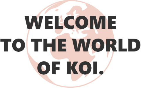 About Koi Footwear Logo