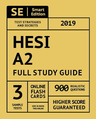 Hesi A2 Study Guide Amp Practice Test Preparation Smart