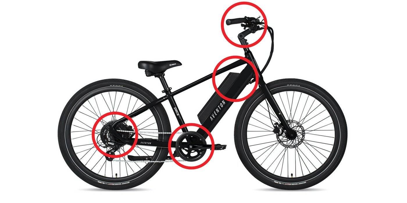 The differences between Electric Bikes versus Regular Bikes