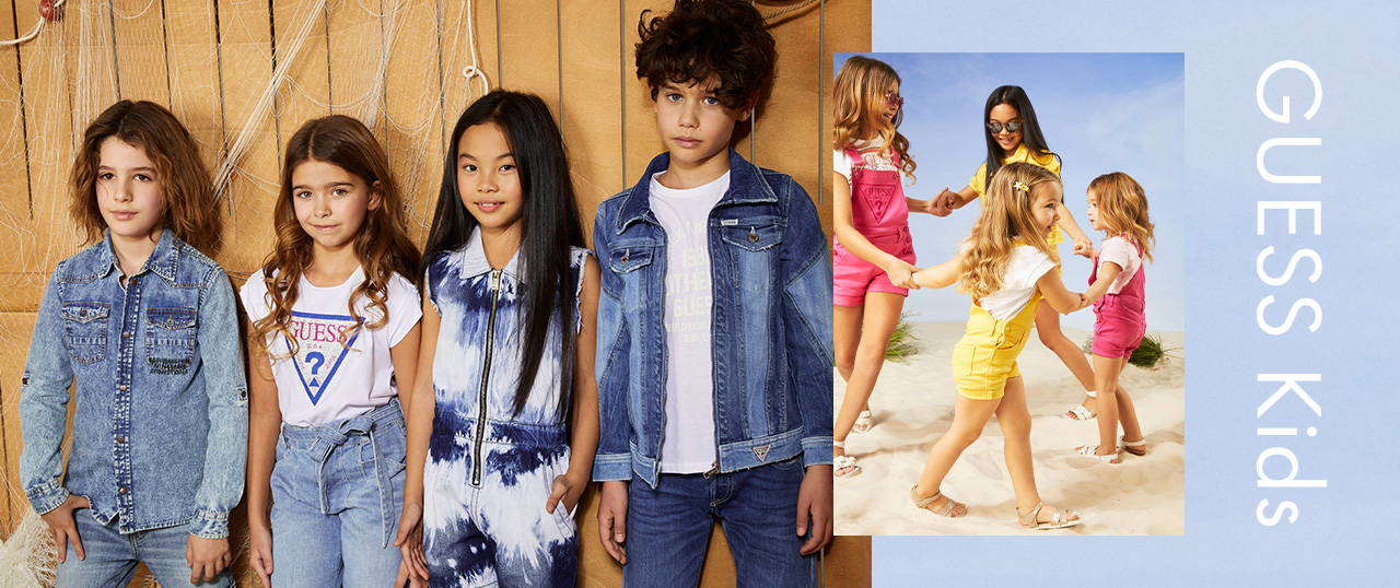 GUESS Kids: baby, boys, girls apparel