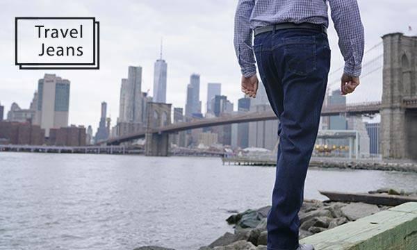 Pick-Pocket Proof® Travel Clothing - Innovative Travel Pants & Shirts