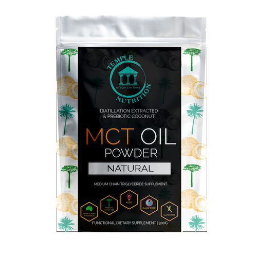 MCT Oil Powder from Coconuts for Ketosis