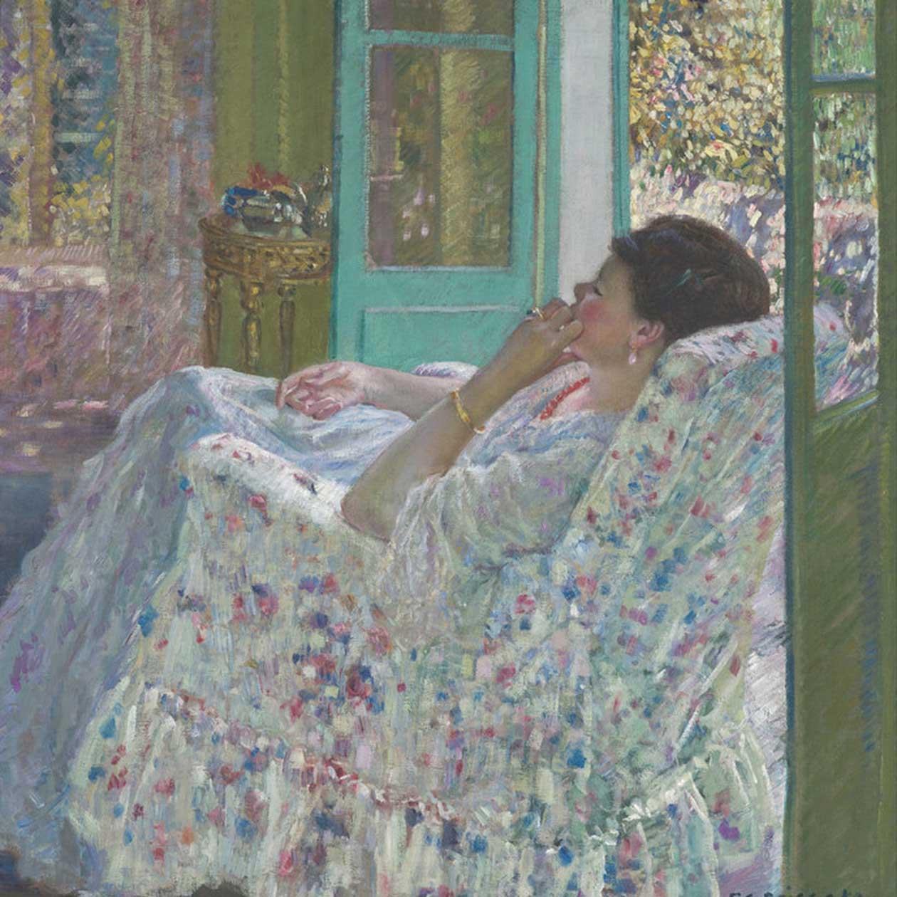 Frederick Carl Frieseke Art