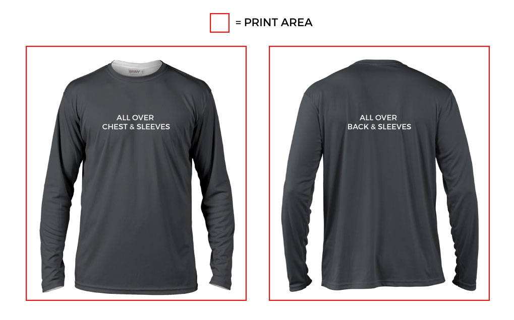 BRINY | Custom fishing shirts & boat shirts to order