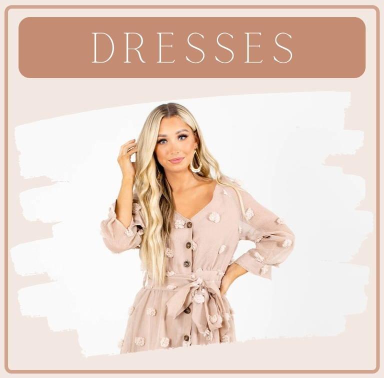 Bella Ella Boutique Dresses.