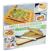 Airfryer Kookboek Simpele Airfryer Gerechten Zelfmaakideetjes Winkel