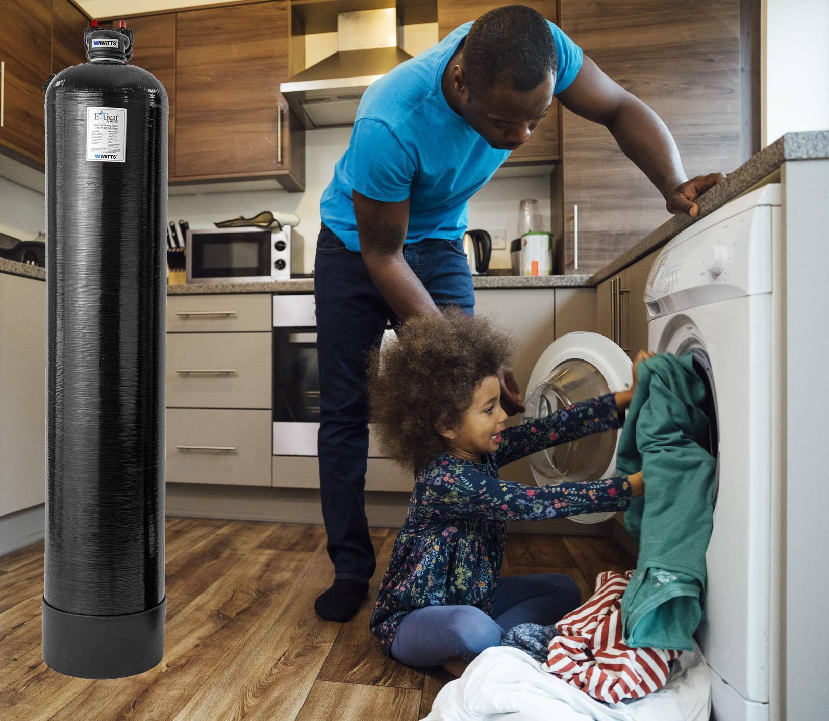 Watts Premier Etreat, Salt-Free, Water Conditioning System