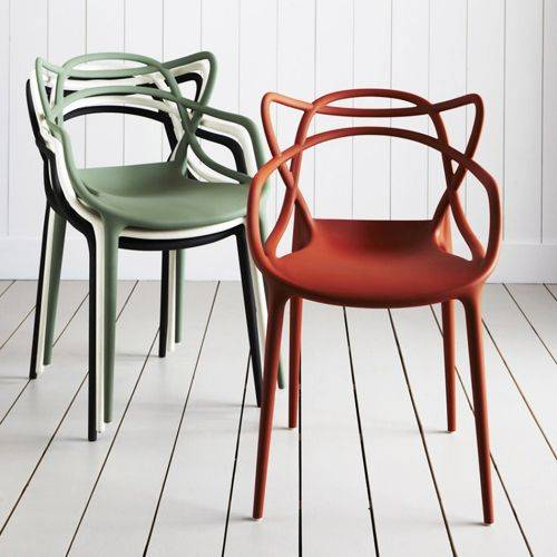 Kartell Dining Chairs: Masters Chair
