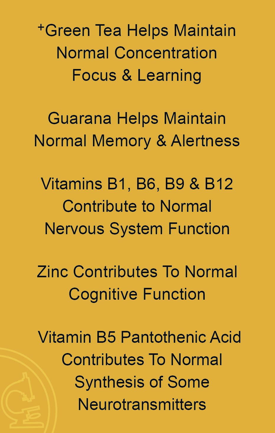 NeuroMem 6 Benefits