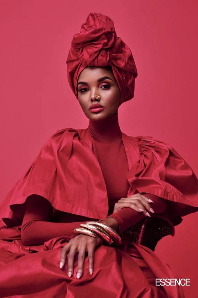 Halima Aiden | Essence Magazine Jan. - Feb. 2020 Issue