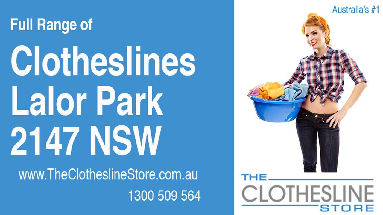 Clotheslines Lalor Park 2147 NSW