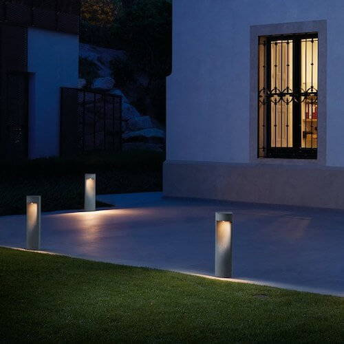 Bover Moai Bollard Light