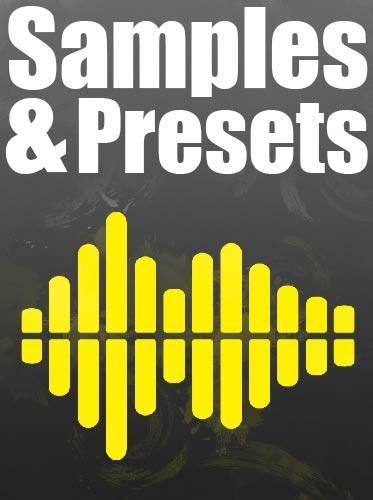 Audio Samples & Preset Packs