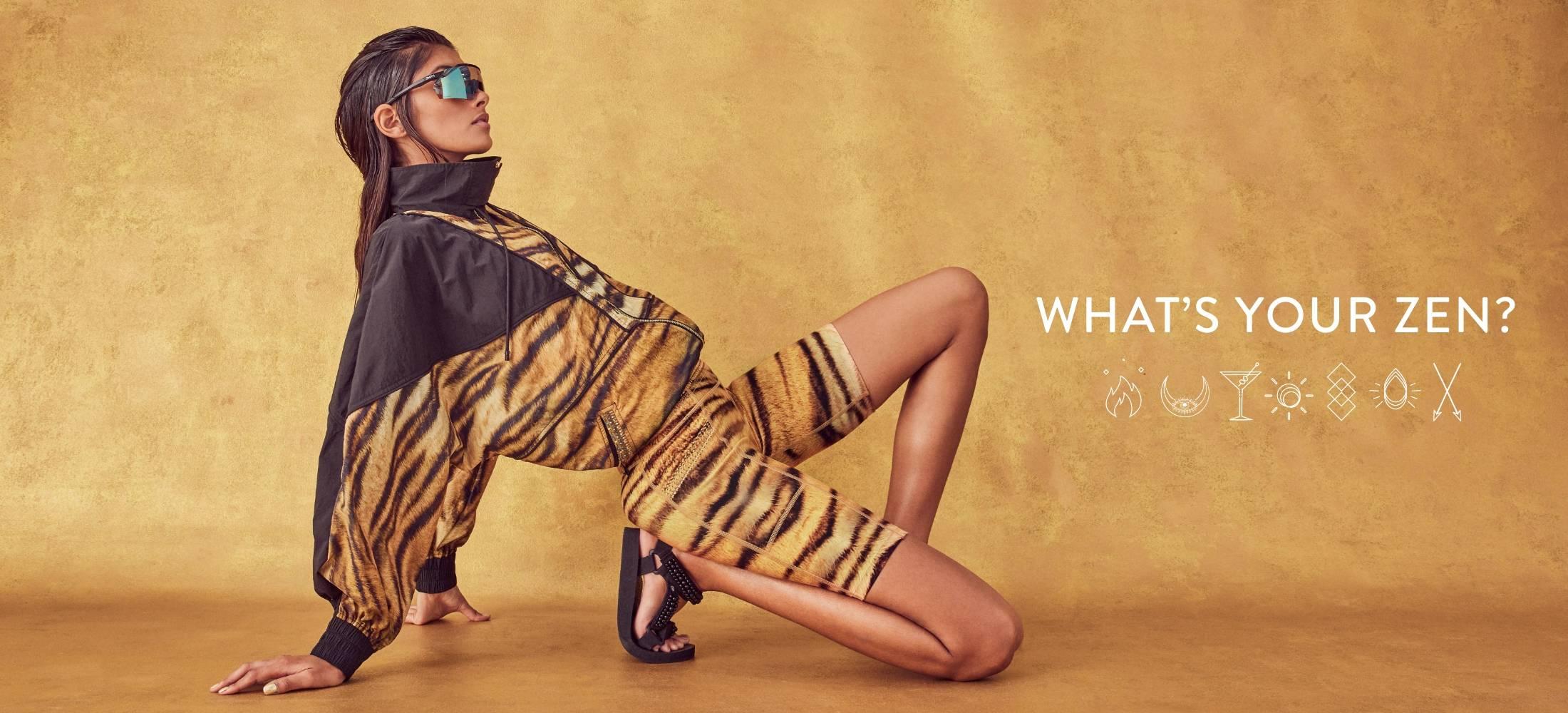 CAMILLA Feline Fine Activewear | What's Your Zen