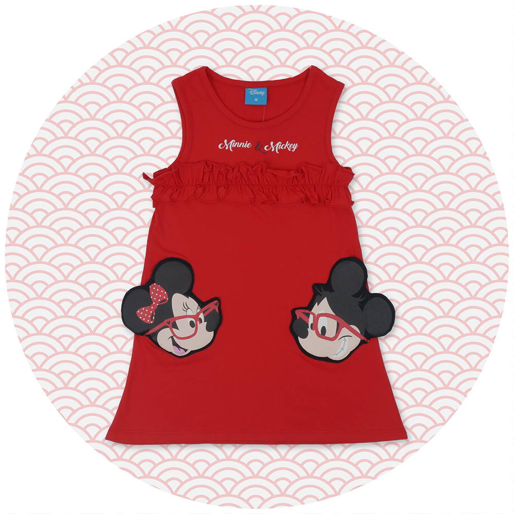 เสื้อผ้าเด็กผู้หญิงตรุษจีน