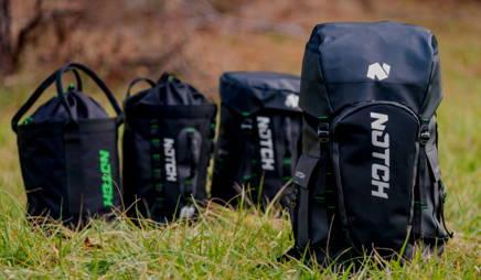Notch Gear Bags Compared