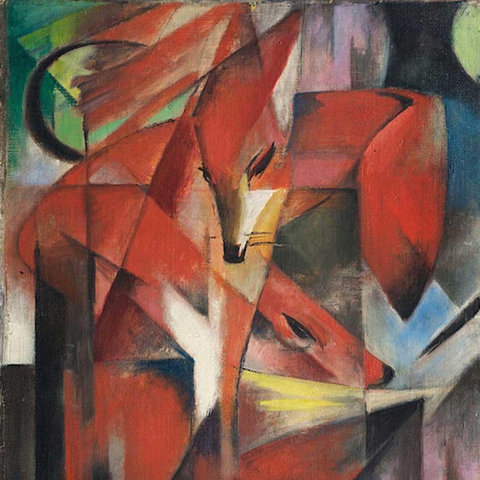 Franz Marc Art
