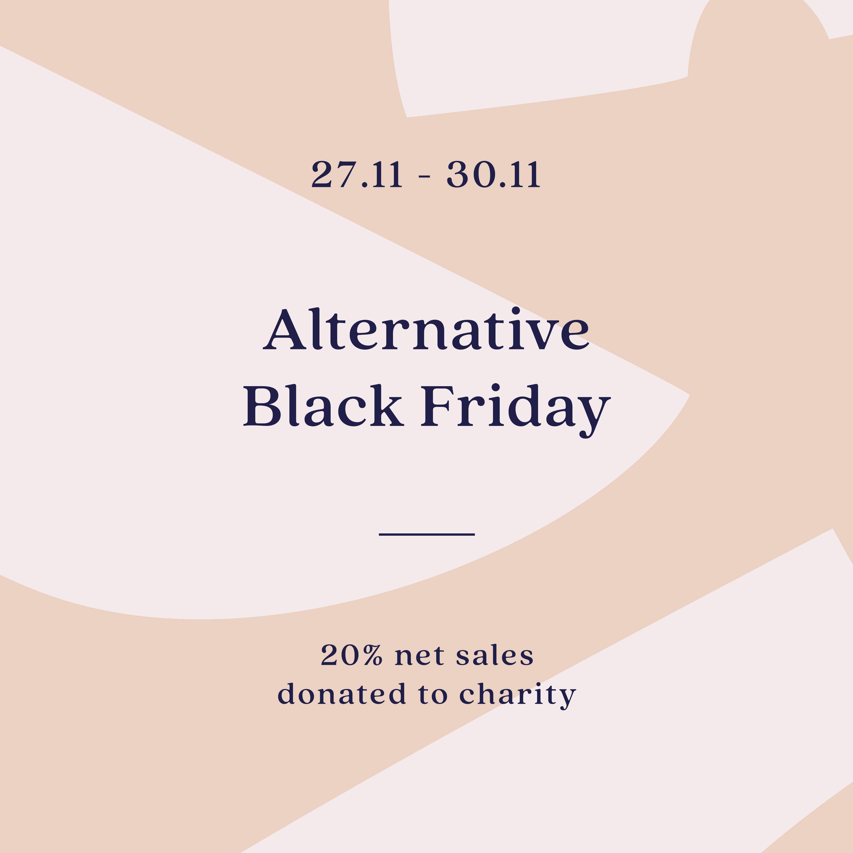 Alternative Black Friday | BFCM 2020