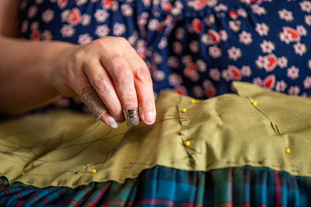 kilt alteration repair