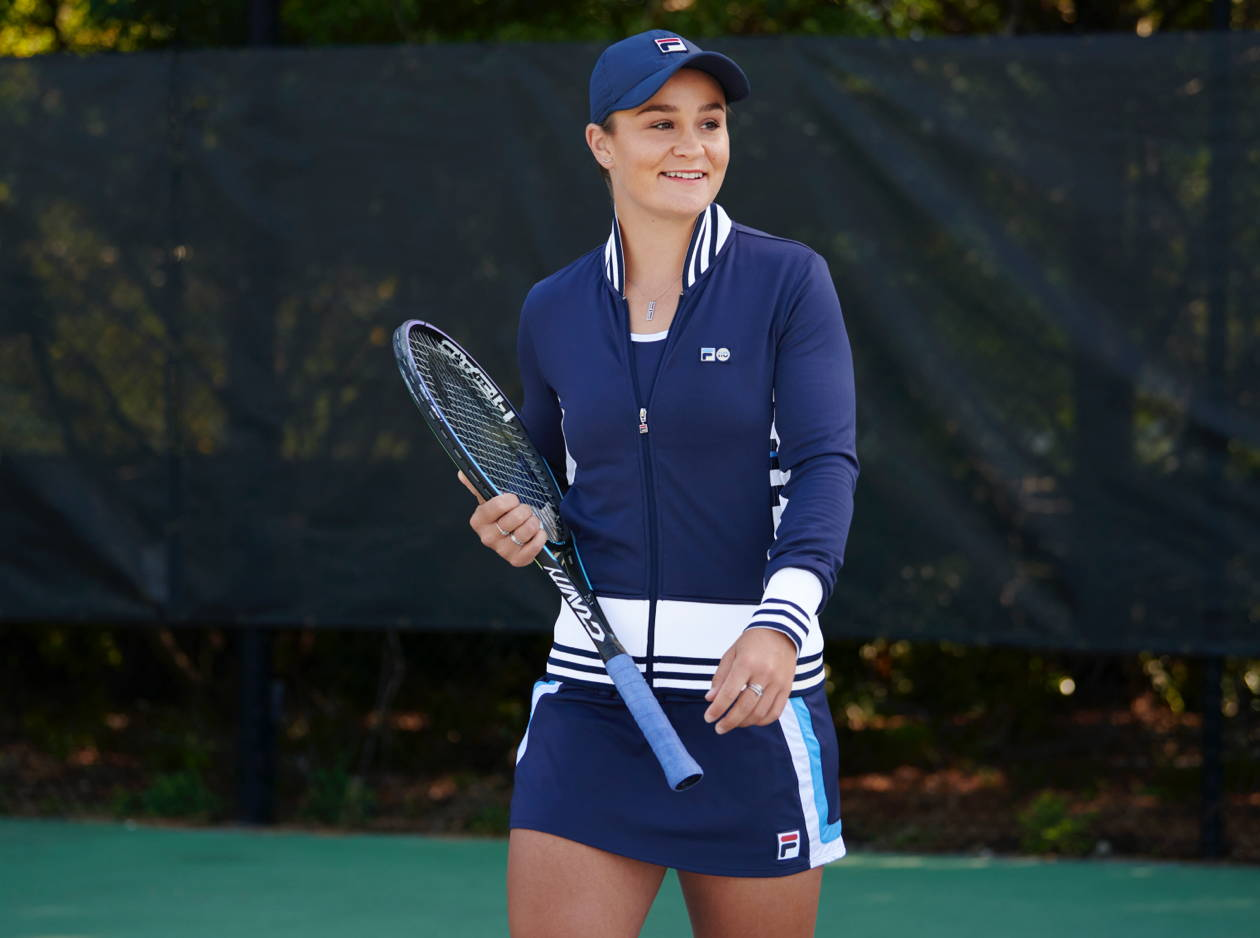 Ashleigh Barty Athlete Page