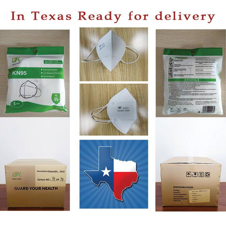 KN95 Texas