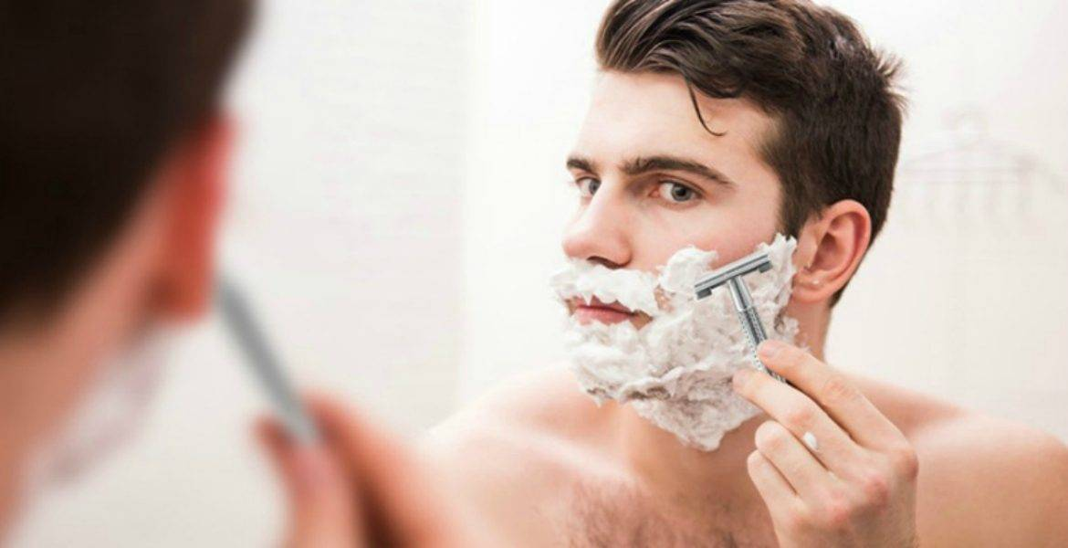 don't rush the shave