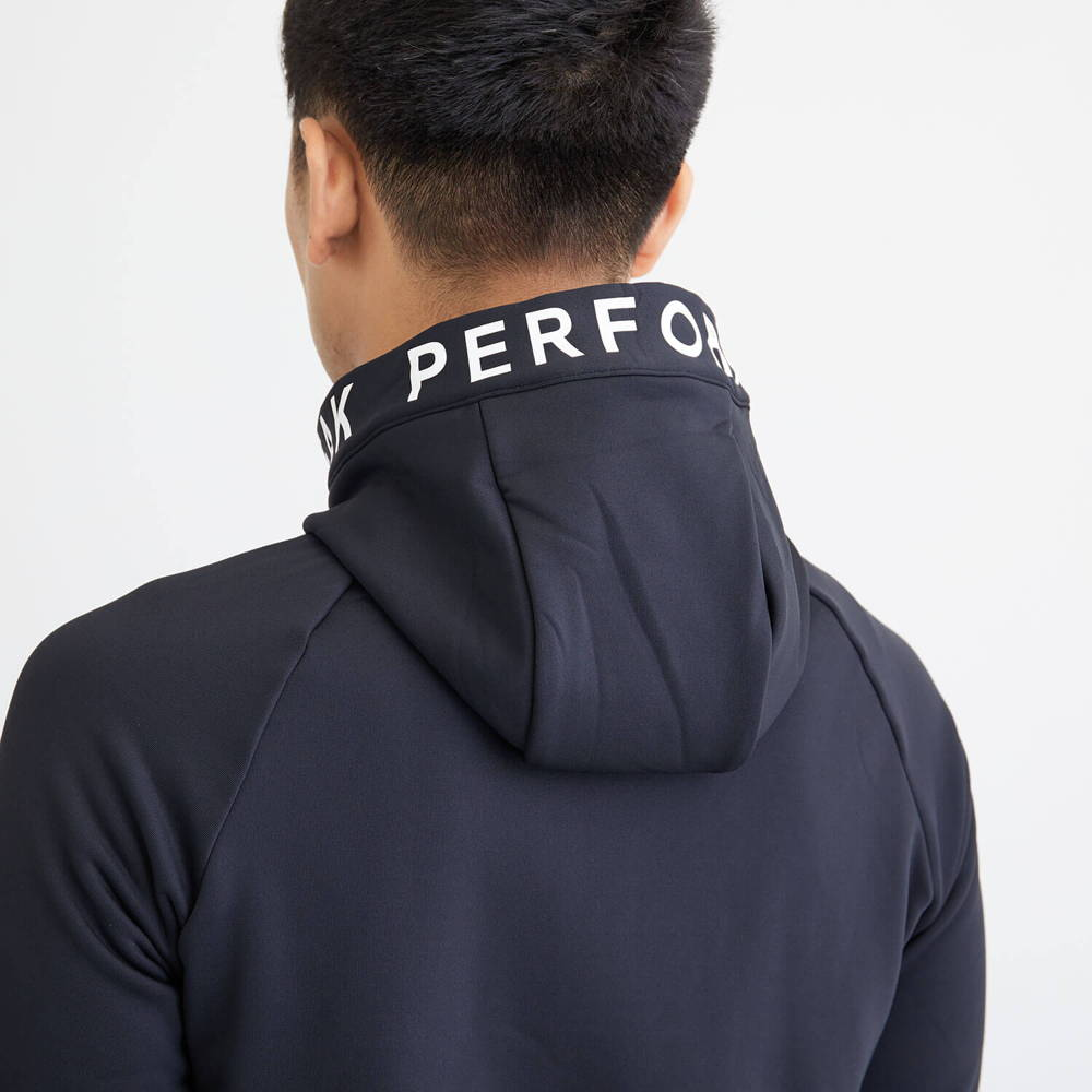 PeakPerformance(ピークパフォーマンス)/ライダージップフード/ブラック/MENS