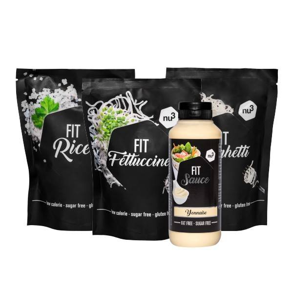 Fit pasta, riso e salse