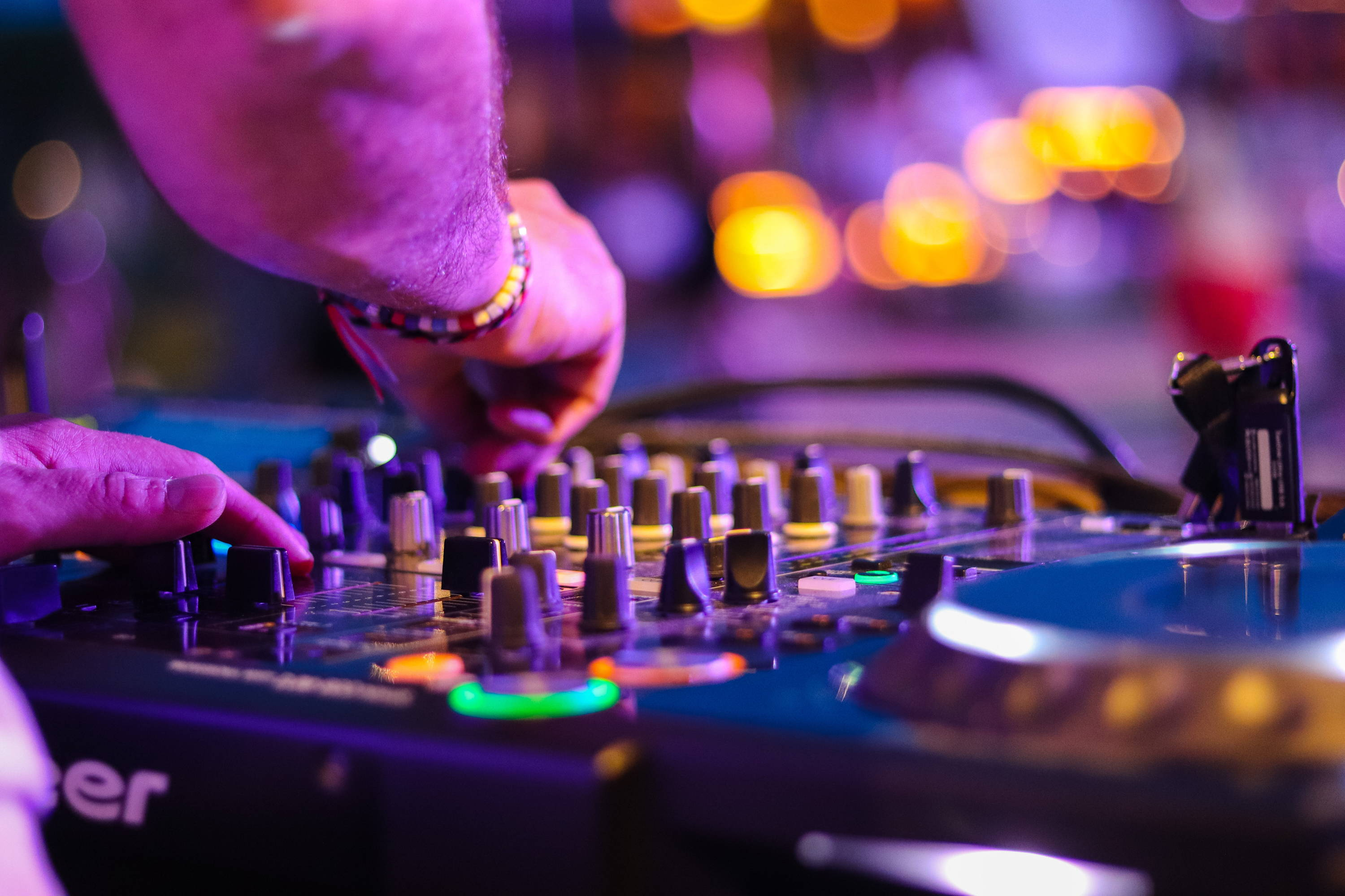 how to save money on music for wedding