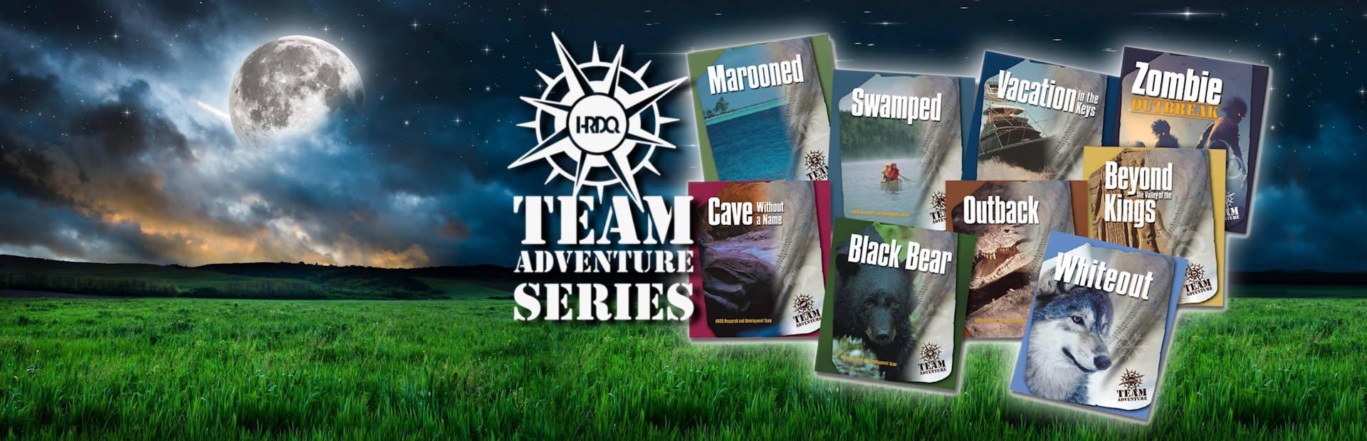Team Adventure Series In Depth — HRDQ