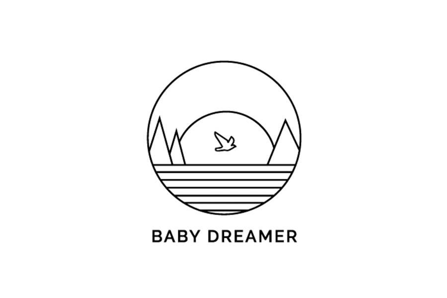 Baby Dreamer pusletaske logo