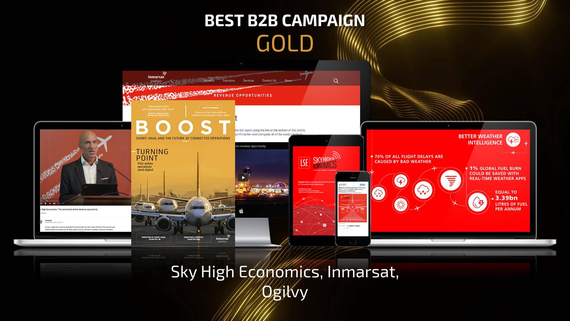 Best B2B - Gold