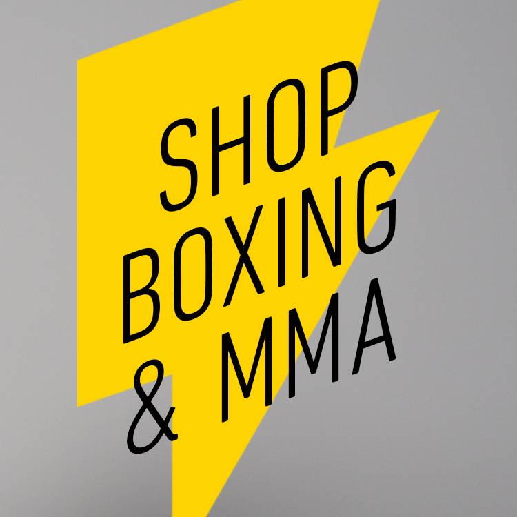 Shop Boxing & MMA