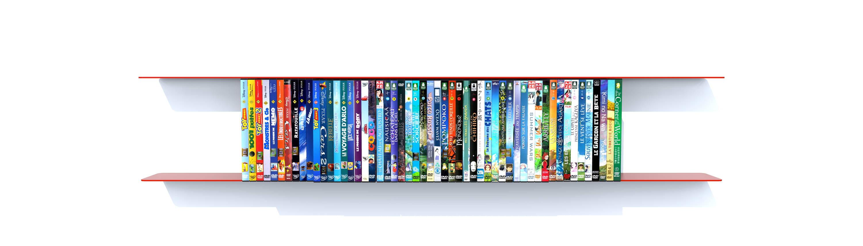 etagere DVD