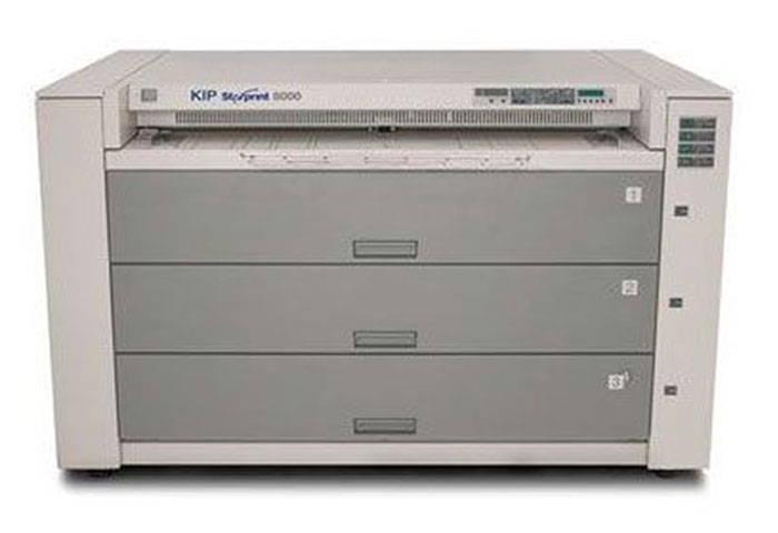 KIP 8000 Printer