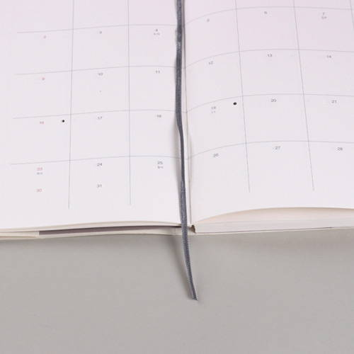 Bookmark - 2020 Moon large dated weekly diary ver7