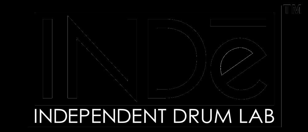 inde drum lab drums logo