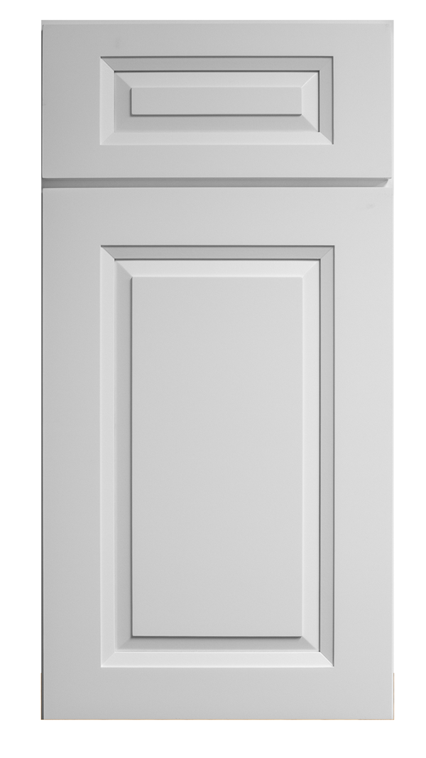 Aspen White Style Cabinets